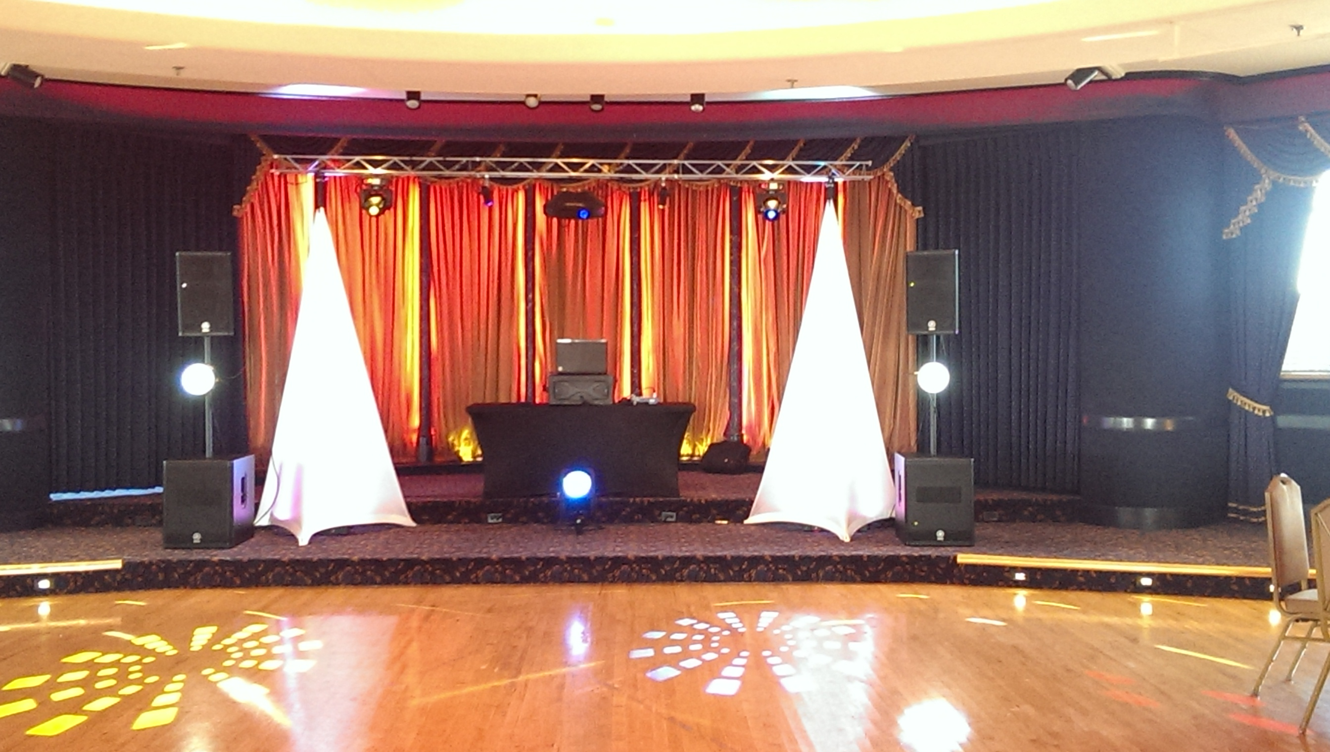The Peabody - Skyway Ballroom - Memphis, TN
