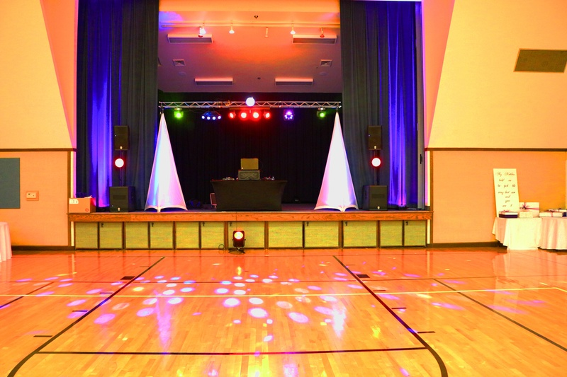 Large Room with Stage